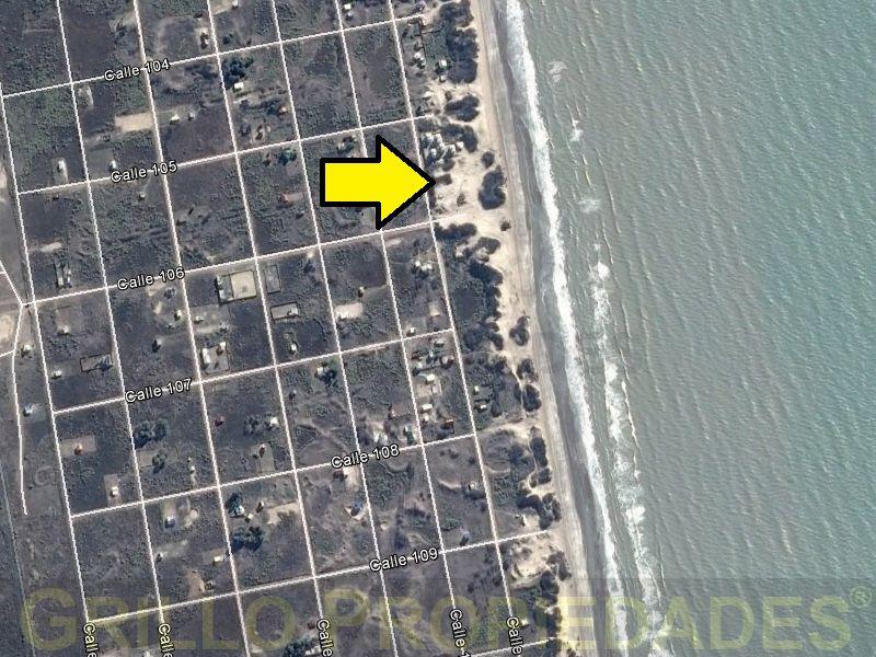 Lote de terreno de 631 metros en Playa Grande, San Clemente del Tuyú.